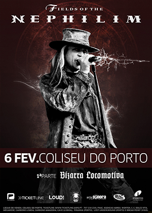FIELDS OF THE NEPHILIM - FEVEREIRO 2010