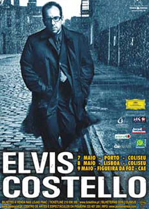 ELVIS COSTELLO - MAIO 2004